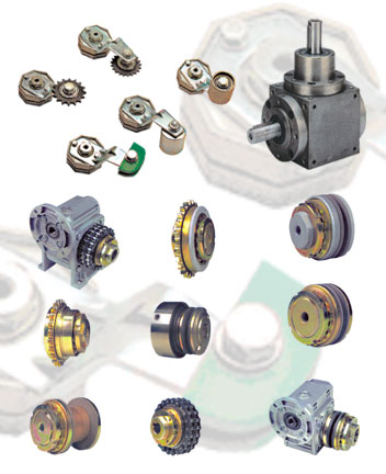 Bevel boxes, Couplins, Automatic Tighteners, Torque Limiters, and other products... · [ PDF ]